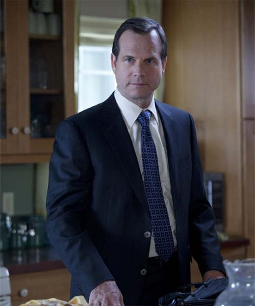 Bill Paxton turns 57 on May 17, 2012. The actor is known for films such as &#39;Twister,&#39; &#39;Aliens,&#39; &#39;Apollo 13&#39; and &#39;Titanic.&#39; Paxton also starred in the television series, &#39;Big Love.&#39; <span class=meta>(HBO)</span>