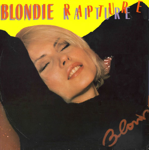 &#34;Rapture over in NY dont forget zombie might still show in LA,&#34;  Blondie wrote on Twitter. &#40;Pictured: Blondie appears on the cover of her 1981 single, &#39;Rapture.&#39;&#41; <span class=meta>(Chrysalis Records)</span>