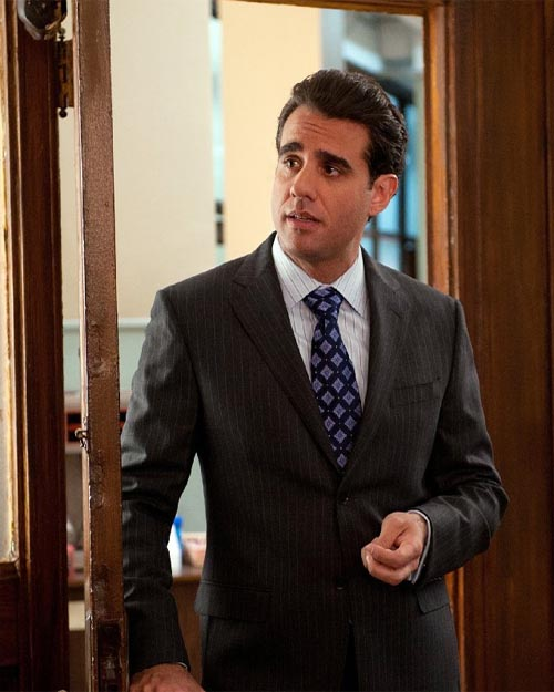 "<div class=""meta ""><span class=""caption-text "">Bobby Cannavale turns 41 on May 3, 2012. The actor is known for films such as 'The Station Agent' (2003), 'Happy Endings' (2005), 'The Bone Collector' (1999) and 'The Other Guys' (2010).  (CBS ? Jojo Whilden)</span></div>"