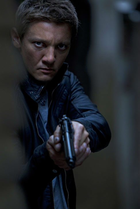 Jeremy Renner appears in a photo from the 2012...