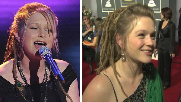 Crystal Bowersox performs on FOX's 'American...
