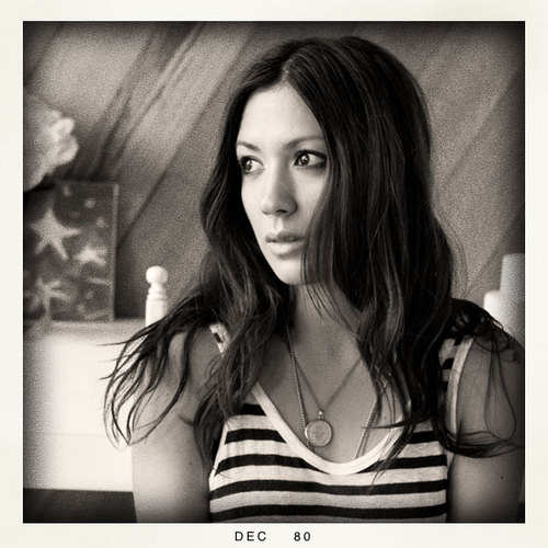 (Pictured: Michelle Branch appears in an undated photo from her official Twitter page.)