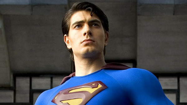 Brandon Routh appears in a scene from the 2006 Superman reboot 'Superman Returns.'