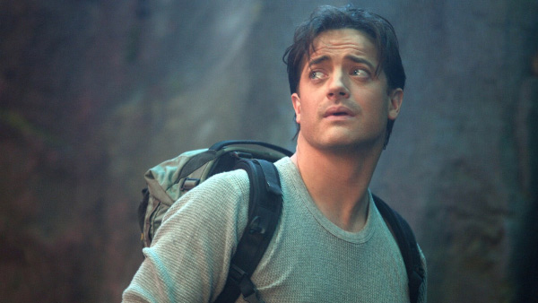Brendan Fraser appears in the 2008 film 'Journey to the Center of the Earth.'