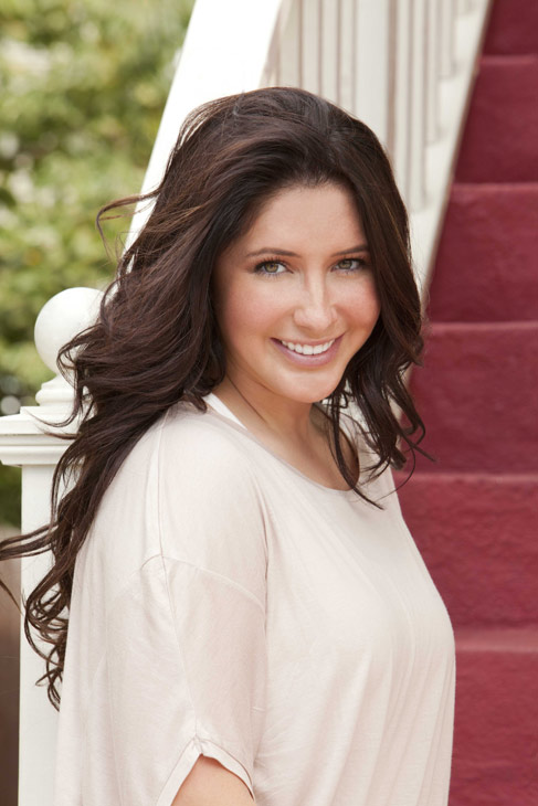 Bristol Palin appears in a promotional photo for...