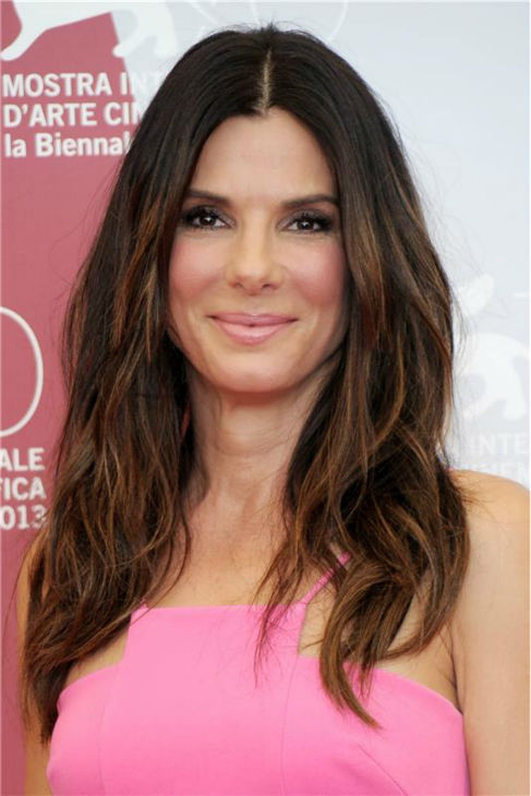 Sandra Bullock walks the red carpet at a photo call for the film &#39;Gravity&#39; at the 70th annual Venice International Film Festival on Aug. 27, 2013. <span class=meta>(Comi &#47; Terenghi &#47; Startraksphoto.com)</span>