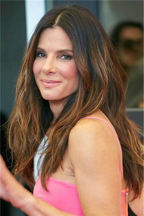 Sandra Bullock walks the red carpet at a photo call for the film &#39;Gravity&#39; at the 70th annual Venice International Film Festival on Aug. 27, 2013. <span class=meta>(Action Press &#47; Startraksphoto.com)</span>