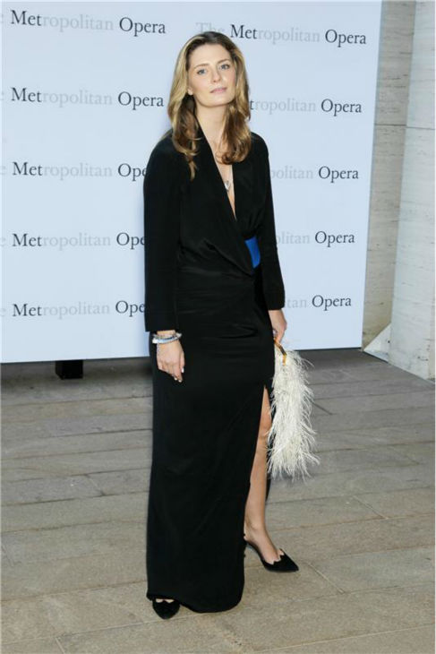 "<div class=""meta image-caption""><div class=""origin-logo origin-image ""><span></span></div><span class=""caption-text"">Micha Barton, formerly of the TV show 'The O.C.,' attends the New York Metropolitan Opera's season opening performance Of Tchaikovsky's 'Eugene Onegin' on Sept. 23, 2013. (Marion Curtis / Startraksphoto.com)</span></div>"