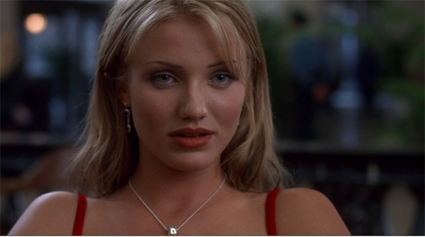 Cameron Diaz, whose only acting experience was in a high school drama class, tried out as a joke for &#39;The Mask.&#39; She landed the part after 12 callbacks.&#40;Pictured: Cameron Diaz appears in a scene from the 1994 film, &#39;The Mask.&#39;&#41; <span class=meta>(New Line Cinema)</span>