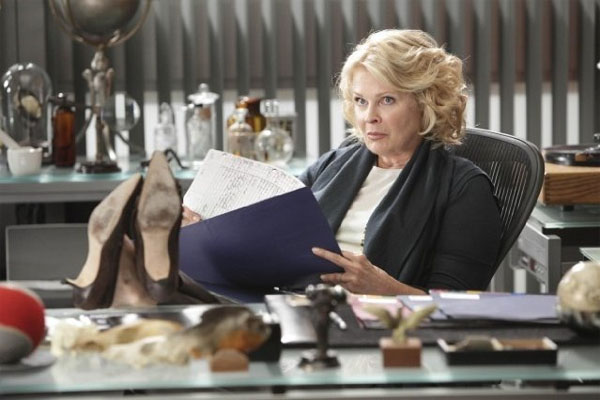 Candice Bergen made a cameo on 'House M.D.'