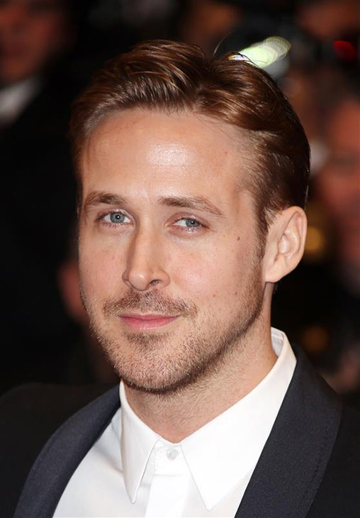 The &#39;Still-Lost&#39; stare: Ryan Gosling appears at the premiere of &#39;Lost River&#39; at the Cannes Film Festival in France on May 20, 2014. <span class=meta>(Aldo Verretti &#47; Startraksphoto.com)</span>