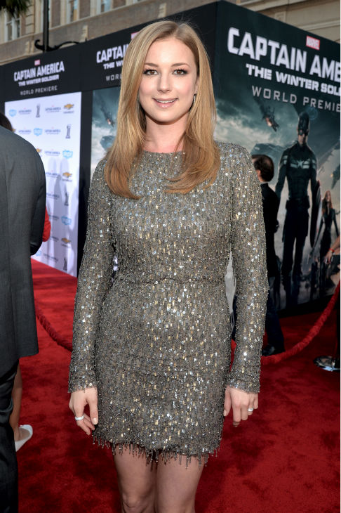 "<div class=""meta ""><span class=""caption-text "">Cast member Emily VanCamp (also known for her role on ABC's 'Revenge') attends the premiere of Marvel's 'Captain America: The Winter Soldier' at the El Capitan Theatre in Hollywood, California on March 13, 2014. (Alberto E. Rodriguez / Getty Images for Disney)</span></div>"