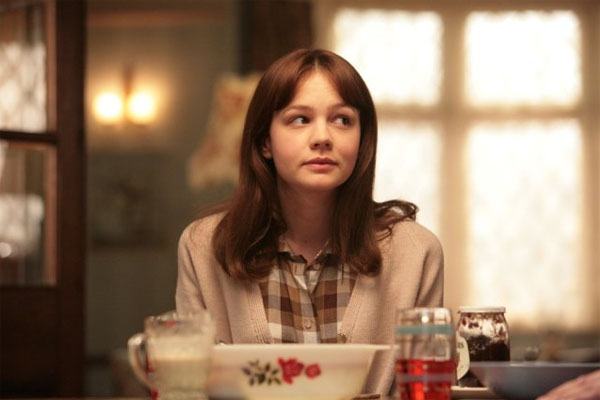 Carey Mulligan turns 27 on May 28, 2012. The actress is known for films such as &#39;An Education,&#39; &#39;Never Let Me Go,&#39; &#39;Pride and Prejudice&#39; and &#39;Wall Street: Money Never Sleeps.&#39;  <span class=meta>(BBC Films)</span>
