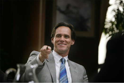 Jim Carrey in a scene from 'I Love You Philip Morris.'