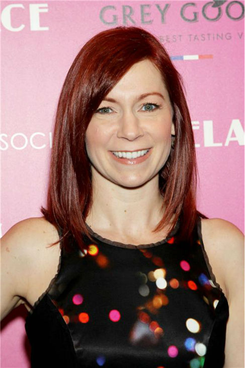 &#39;True Blood&#39; star Carrie Preston attends a screening of &#39;Lovelace,&#39; hosted by the Cinema Society and MCM with Grey Goose, at the Metropolitan Museum of Art &#40;MoMa&#41; in New York on July 30, 2013. <span class=meta>(Marion Curtis &#47; Startraksphoto.com)</span>