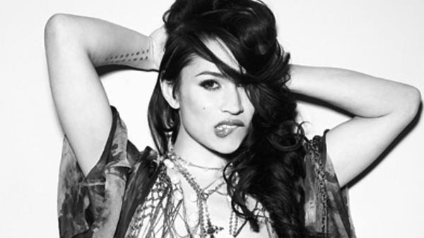 Cassie Steele appears in a photo from her...