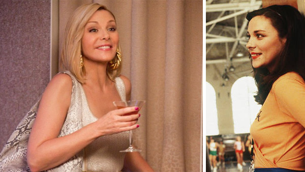 Kim Cattrall appears as Samantha Jones in a...
