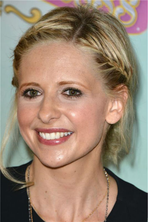 Sarah Michelle Gellar attends the premiere of the Disney Junior Live On Tour! Pirate and Princess Adventure event in Hollywood, California on Sept. 29, 2013. <span class=meta>(Tony DiMaio &#47; Startraksphoto.com)</span>