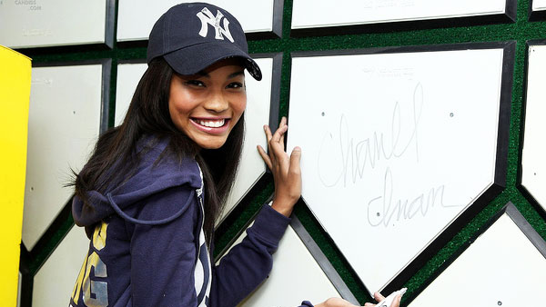 Chanel Iman appears in a photo June 2011.