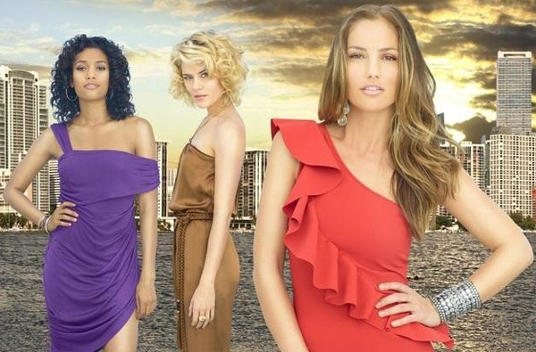 &#39;Charlie&#39;s Angels,&#39; a remake of the 1970s show, which stars Annie Ilonzeh, Minka Kelly, and Ramon Rodriguez, debuts on Sept. 22, 2011 and will air on Thursdays from 8 to 9 p.m. <span class=meta>(Flower Films)</span>