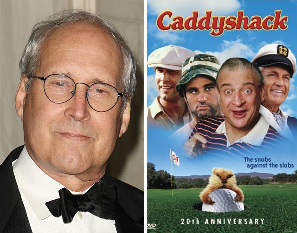 Chevy Chase, who starred in &#39;Caddyshack,&#39; Harold Ramis&#39; 1980 directorial debut, its 1988 sequel, the 1983 comedy film &#39;Vacation&#39; and 2008 movie &#39;Orange County,&#39; which he also directed, said this in a statement to OTRC.com in response to the star&#39;s death on Feb. 24, 2014:  &#39;I&#39;m shocked and heartbroken to hear of Harold&#39;s passing. He was truly a great friend and a great man who shunned unnecessary Hollywood-type publicity and lived with a wonderful wife, Erica. I&#39;m deeply saddened for Erica, Violet, Julian and Daniel.  Harold directed me in &#39;Caddyshack&#39; and the first &#39;Vacation.&#39; It was Harold who acted out and gave me the inspiration for the character of Clark Griswold. I was really copying Harold&#39;s impression of Clark. He was a truly funny and highly intelligent man with great honesty and a great appreciation for the best kind of comedy.  &#39;It&#39;s just awful to lose Harold, there is just no one like him, he was so kind, so caring and so smart. God Bless him and God Bless his family.&#39;  &#40;Pictured: Chevy Chase appears at a gala celebrating the 40th Anniversary of The New York City Police Foundation in New York on June 2, 2011. &#47; Chevy Chase appears in a publicity photo for the 1980 movie &#39;Caddyshack,&#39; as seen on the cover of its DVD.&#41; <span class=meta>(Kristina Bumphrey &#47; Startraksphoto.com &#47; Warner Bros. Pictures)</span>