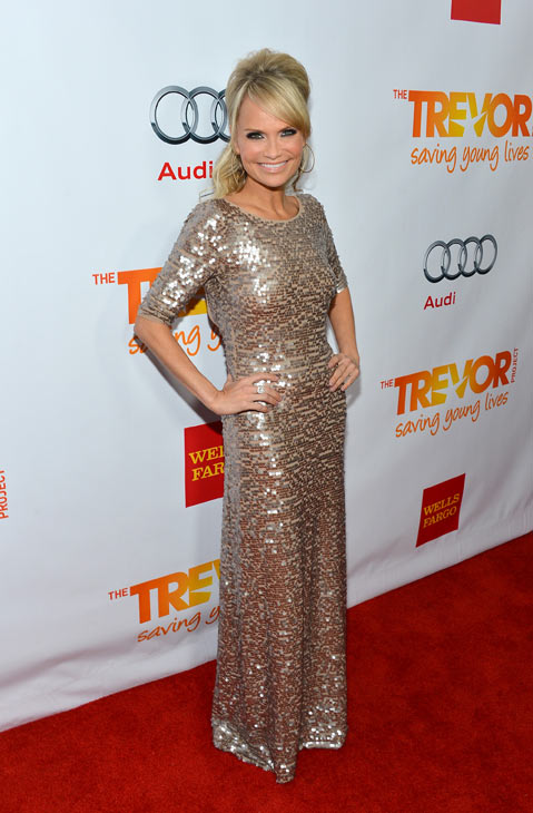 "<div class=""meta ""><span class=""caption-text "">Kristen Chenoweth attends the Trevor Project's 'Trevor Live' in Los Angeles on Sunday, Dec. 2, 2012. (Getty Images for Trevor Project)</span></div>"