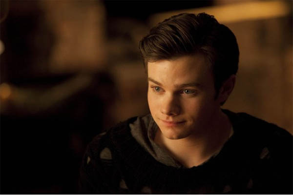 Chris Colfer in 2011 episode for 'Glee.'