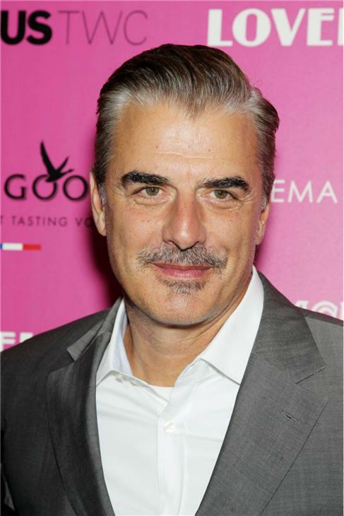 Chris Noth attends a screening of 'Lovelace,' hosted by the Cinema Society and MCM with Grey Goose, at the Metropolitan Museum of Art (MoMa) in New York on July 30, 2013.