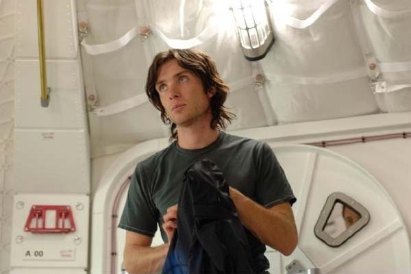 Cillian Murphy in a scene from the 2007 film, 'Sunshine.'