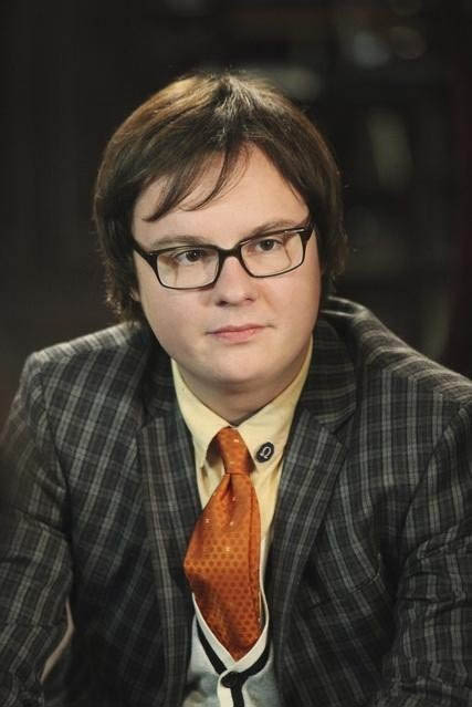 Clark Duke in a scene from 'Greek.'