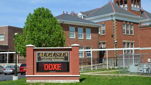 George Clooney went to Augusta High School in 1979.Pictured: A photo of Augusta High School from their official website. <span class=meta>(A photo of Augusta High School from their official website.)</span>
