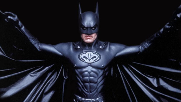 George Clooney played a superhero in the 1997 film &#39;Batman and Robin,&#39; however according to People magazine, the young, superhero loving Clooney made his debut in the bat suit as a 3-year-old boy.Pictured: Clooney appears in a photo from the 1997 film &#39;Batman and Robin.&#39; <span class=meta>(Warner Bros. Pictures)</span>