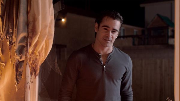 Colin Farrell turns 36 on May 31, 2012. The actor is known for films such as &#39;Phone Booth,&#39; &#39;Alexander,&#39; &#39;Miami Vice&#39; and &#39;In Burges.&#39; He also appeared in the 2012 reboot of &#39;Total Recall.&#39; <span class=meta>(Dreamworks II Distribution Co., LLC)</span>