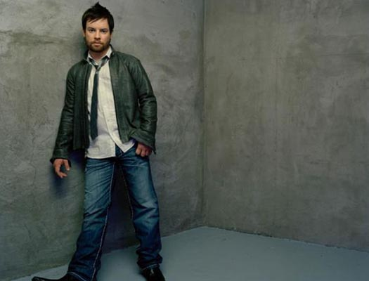 Promotional still of David Cook from his personal web site.