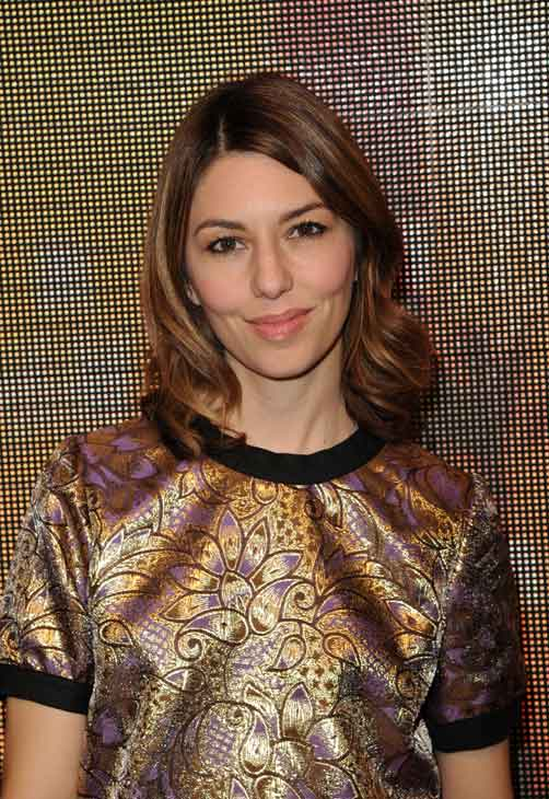 Sofia Coppola, the director of the Marni at H and M campaign, appears at the launch party for H and M&#39;s Marni collection on Feb. 17, 2012. <span class=meta>(H and M &#47; Marni)</span>