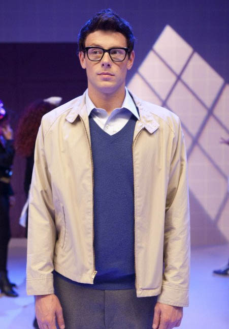 "<div class=""meta ""><span class=""caption-text "">Cory Monteith turns 30 on May 11, 2012. The actor plays Finn on the FOX show 'Glee' and also appeared in films such as 'Final Destination 3' and 'The Invisible.'  (Ryan Murphy Productions)</span></div>"