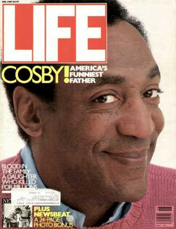 Bill Cosby turns 75 on July 12, 2012. &#39;On turning 75, some people . . . do this everyday . . . and some don&#39;t,&#39; he said on his Twitter page. &#40;Pictured: Bill Cosby appears on the cover of Life Magazine in June 1985.&#41; <span class=meta>(Time Inc.)</span>