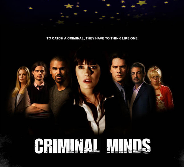 Still image of the cast from 'Criminal Minds.'