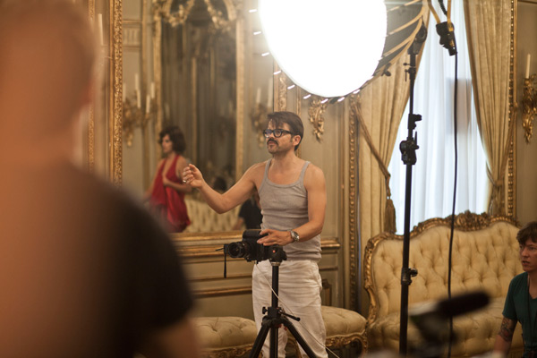 "<div class=""meta ""><span class=""caption-text "">A behind-the-scenes photo of Campari's 2013 Calendar campaign, starring Penelope Cruz. The pictures were released on July 31, 2012. (Francesco Pizzo / Getty Images)</span></div>"
