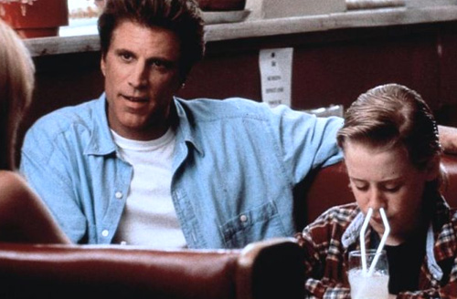 Macaulay Culkin and Ted Danson appear in a scene from the 1994 film &#39;Getting Even With Dad.&#39; <span class=meta>(Metro-Goldwyn-Mayer &#40;MGM&#41;)</span>