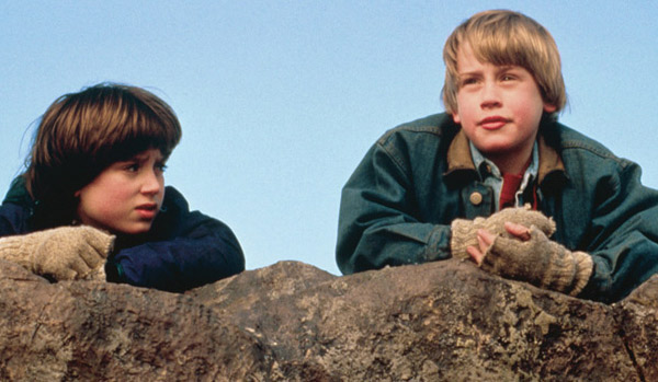 "<div class=""meta ""><span class=""caption-text "">Macaulay Culkin (left) appears with Elijah Wood in a scene from the 1993 film 'The Good Son.' Culkin plays a psychotic young boy who stays with his aunt and tries to influence his cousin, played by Wood. (Twentieth Century Fox Film Corporation)</span></div>"