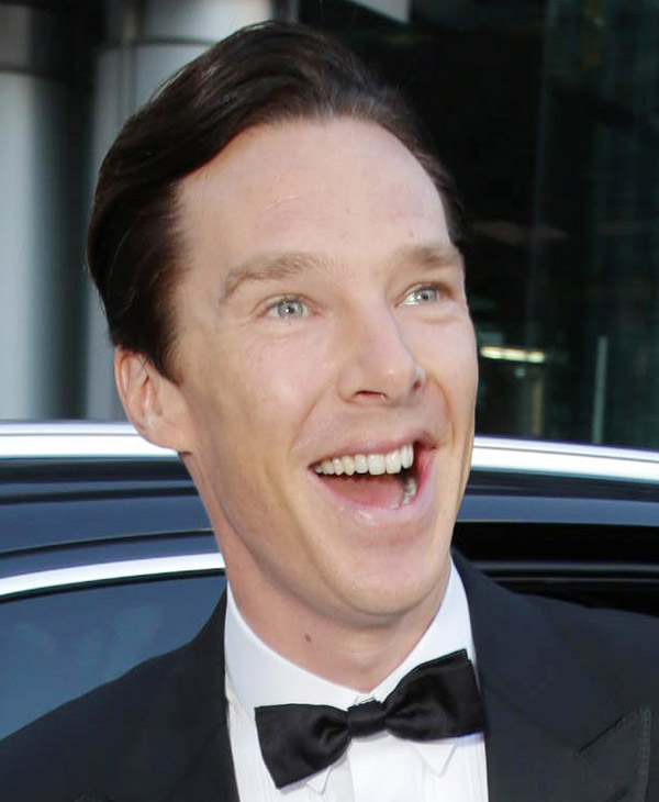 "<div class=""meta image-caption""><div class=""origin-logo origin-image ""><span></span></div><span class=""caption-text"">Benedict Cumberbatch appears at the premiere of his new film 'The Fifth Estate,' in which he plays WikiLeaks founder Julian Assange, at the 2013 Toronto International Film Festival in Toronto on Sept. 5, 2013. (Eric Charbonneau / Invision for DreamWorks Pictures / AP Images)</span></div>"
