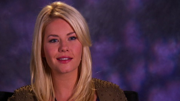 Elisha Cuthbert talks about her characters in...