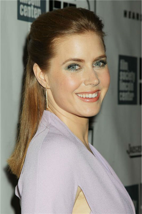 Amy Adams attends the closing night gala presentation of &#39;Her. A Spike Jonze Love Story&#39; at the 2013 New York Film Festival on Oct. 12, 2013. <span class=meta>(Dave Allocca &#47; Startraksphoto.com)</span>