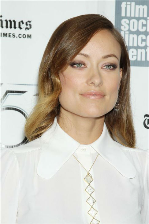 Olivia Wilde attends the closing night gala presentation of 'Her. A Spike Jonze Love Story' at the 2013 New York Film Festival on Oct. 12, 2013.