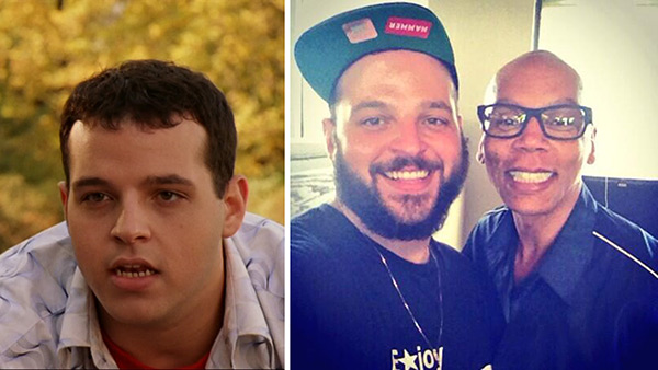 Daniel Franzese played Cady Heron&#39;s &#40;Lindsay Lohan&#41; friend Damian, who, along with Janis &#40;Lizzy Caplan&#41;, helps her navigate high school. After the movie was released, Franzese went on to star in the 2005 film &#39;War of the Worlds&#39; -- playing a National Guardsman -- small-budget movies and also had parts on the show &#39;Burn Notice&#39; and the 2012 Yahoo! web series &#39;Electric City,&#39; which featured Tom Hanks.  On April 21, 2014, he made headlines by revealing in an open letter posted on Indiewire that he was gay.  Franzese is active on Twitter and sometimes shares Vine videos and photos with his followers..  &#40;Pictured: Daniel Franzese appears in a scene from &#39;Mean Girls.&#39; &#47; Daniel Franzese appears with RuPaul in a photo posted on his Twitter page on Sept. 6, 2013.&#41; <span class=meta>(Paramount Pictures &#47; twitter.com&#47;WhatsupDanny&#47;status&#47;376060674050240512&#47;photo&#47;1 &#47; pic.twitter.com&#47;JinT4oYawS)</span>