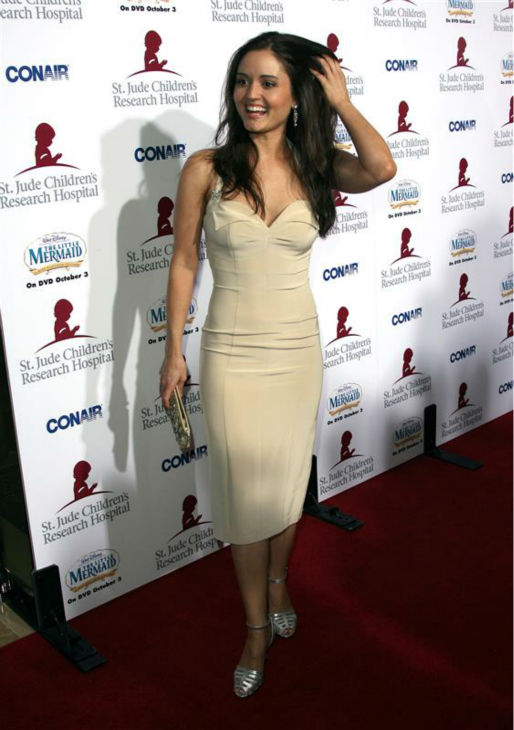 Danica McKellar &#40;&#39;The Wonder Years&#39; Winnie Cooper&#41;, appears at the Runway For Life event, benefiting St. Jude Children&#39;s Research Hospital, in Beverly Hills, California on Sept. 15, 2006.  <span class=meta>(Jen Lowery &#47; Startraksphoto.com)</span>
