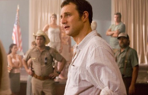 David Morrissey appears in a scene from the 2008...