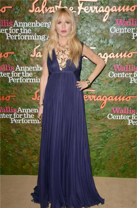 Rachel Zoe attends the Wallis Annenberg Center for the Performing Arts Inaugural Gala, presented by Salvatore Ferragamo, at the Wallis Annenberg Center in Beverly Hills on Oct. 17, 2013. <span class=meta>(Lionel Hahn &#47; AbacaUSA &#47; Startraksphoto.com)</span>