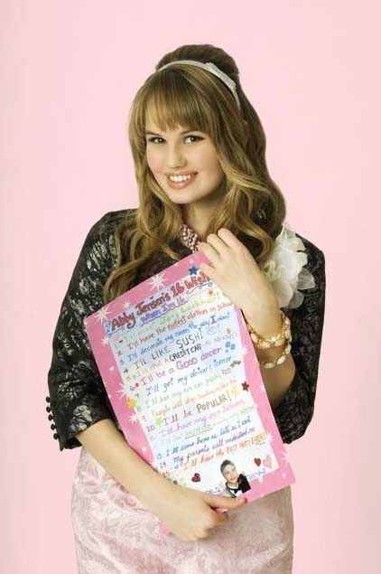 "<div class=""meta ""><span class=""caption-text "">Debby Ryan turns 19 on May 13, 2012. The Disney star is known for her role on the television series, 'The Suite Life on Deck' and for movies such as 'What If...,' '16 Wishes' and 'the Longshots.'  (Unity Pictures)</span></div>"